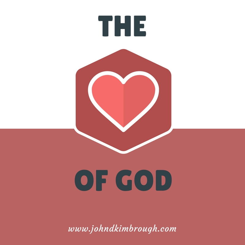 The Heart of God - Spirit Filled Podcast Episode 80